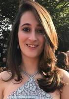 A photo of Eliana, a tutor from SUNY at Binghamton