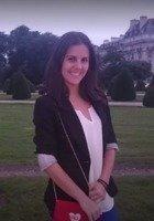 A photo of Erica, a tutor from Florida International University