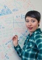 A photo of Sita, a tutor from University of California-Berkeley
