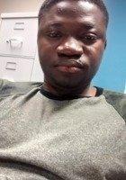 A photo of Omotayo, a tutor from Obafemi Awolowo University