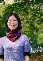 A photo of Danqi, a tutor from University of Rochester