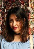 A photo of Wafa, a tutor from University of Houston