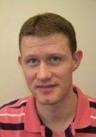 A photo of Andrew, a tutor from Idaho State University
