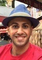 A photo of Karim, a tutor from Rutgers University-New Brunswick
