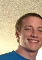 A photo of Matthew, a tutor from Central Washington University