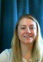 A photo of Liz, a tutor from Barnard College