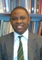 A photo of Sheldon, a tutor from University of Missouri-Kansas City