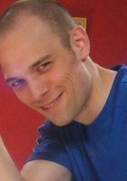 A photo of Kyle, a tutor from SUNY Oswego