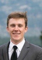 A photo of Dawson, a tutor from Gonzaga University
