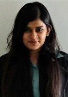A photo of Tiasha, a tutor from Jadavpur University