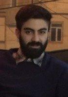 A photo of Navid, a tutor from Urmia University