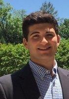 A photo of Ryan, a tutor from University of North Carolina at Chapel Hill