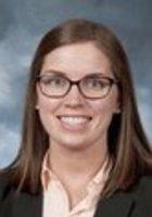 A photo of Kathryn, a tutor from MidAmerica Nazarene University