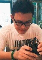 A photo of Yunkai, a tutor from University of California-San Diego