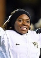 A photo of Brandi, a tutor from Wake Forest University