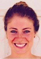 A photo of Megan, a tutor from Washington University in St Louis