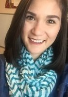A photo of Amy, a tutor from Texas Lutheran University