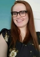 A photo of Meghan, a tutor from University of Michigan-Ann Arbor