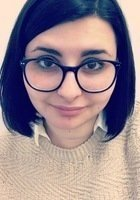 A photo of Adelina, a tutor from University of Illinois at Chicago