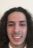 A photo of Micah, a tutor from The University of Texas at San Antonio