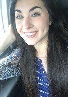 A photo of Madison, a tutor from Southern Nazarene University