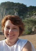 A photo of Svetlana, a tutor from Krasnoyarsk State University