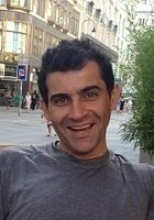 A photo of Payam, a tutor from Iran University of Science and Technology