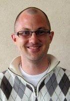 A photo of Jeremy, a tutor from Central Washington University