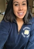 A photo of Gabriella, a tutor from Marist College