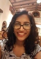 A photo of Sangeetha, a tutor from University of Houston