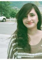 A photo of Zoha, a tutor from University of British Columbia