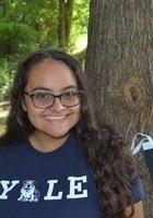 A photo of Ileana, a tutor from Yale University