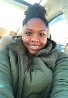 A photo of Tyanna, a tutor from Allegheny College