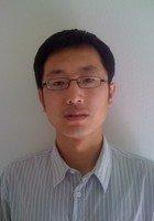 A photo of Frank, a tutor from PEKING UNIVERSITY