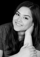 A photo of Anastasia, a tutor from Washington University in St Louis