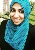 A photo of Rabia, a tutor from Bradley University