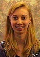 A photo of Caitlyn, a tutor from Wisconsin Lutheran College