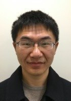 A photo of Donghai, a tutor from Peking University