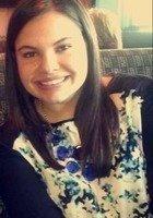 A photo of Jenna, a tutor from South Dakota State University