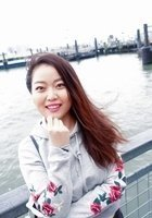 A photo of Yanna, a tutor from zhengzhou university