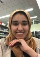A photo of Leila, a tutor from Stanford University