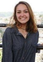 A photo of Rhea, a tutor from Liberty University
