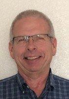 A photo of Ron, a tutor from Wichita State University