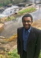 A photo of Noah, a tutor from Corban University
