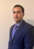 A photo of Nayib, a tutor from Florida International University