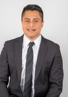 A photo of Oscar, a tutor from Cornell University