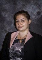 A photo of Rhiannon, a tutor from Hamline University
