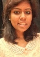 A photo of Lekha, a tutor from Nova Southeastern University