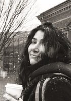 A photo of Elise, a tutor from University of Massachusetts Amherst