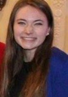 A photo of Emily, a tutor from University of Kentucky